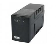 BNT-600A Back, 2 розетки, 3-х ступенчатый AVR, батарея CSB 1шт*7 Ач, выходное напряжение в пределах
