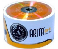 Диск ARITA CD-R 700Mb 52x Bulk 50 pcs