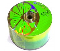 Диск CD-R KAKTUZ  52x 700Mb Bulk 50