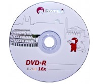 Диск DVD-R DATEX 4,7Gb 16x Bulk 10 pcs