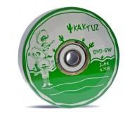 Диск DVD-RW KAKTUZ 4,7GB 4x Bulk 25 pcs