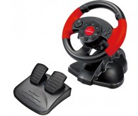 Кермо ESPERANZA STEERING WHEEL EG103 HIGH OCTANE, VIBRATION FORCE, for PC, and Play Station 2 i 3