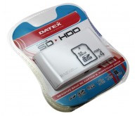 DATEX RAID USB Enclosure white