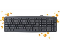 Клавиатура DEFENDER Element  HB-520 чорна PS/2