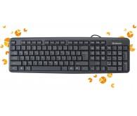 Клавіатура DEFENDER Element  HB-520 чорна PS/2