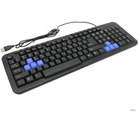 Клавіатура DEFENDER HM-430 чорна USB