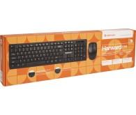 Клавіатура DEFENDER Harvard C-945 Wireless набір чорний
