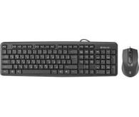 Комплект (клавіатура+миша) Defender Dakota C-270, USB, Black