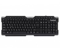 Клавіатура FrimeCom FC-158-USB BLACK