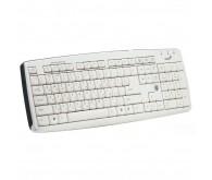 Комплект Genius KB-06XE (31300004107) біла, оптична, USB, BOX