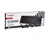 Клавіатура HI-RALI HI-KB2014 USB чорна