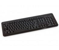 Клавіатура HQ-Tech KB-307F White LED, USB підсвітка символів (білий колір)