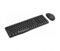 Комплект (клавіатура + миша) Rapoo NX1820 Black
