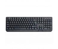 Клавіатура REAL-EL 500 Standard, USB, black