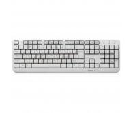 Клавіатура REAL-EL 500 Standard, USB, white