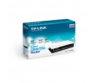 Модем TP-Link TL-R402M 4-port, Cable/DSL Router, Dial-on-demand, Firewall