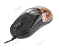 Миша Colour mouse MM-20 optical USB прозора