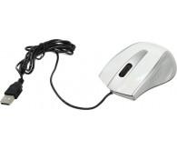 Миша DEFENDER MM-920 білий-сірий