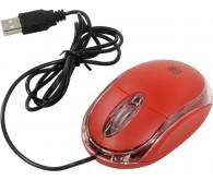 Миша DEFENDER MS-900 USB blister червоний