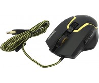 Миша DEFENDER Warhead GM-1750 оптична,7 кнопок,1200-3200dpi