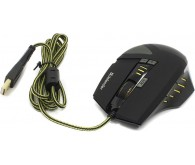 Миша DEFENDER Warhead GM-1760 оптична,8 кнопок,1200-3200dpi
