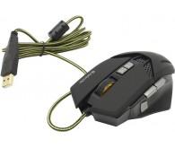 Миша DEFENDER Warhead GM-1780 оптична,8 кнопок,1200-3200dpi