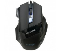 Миша HI-RALI HI-M8174 6D Gaming USB black