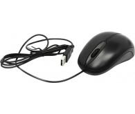 Мишка SVEN CS-301 чорна, оптична, 800 dpi, USB