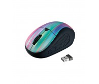 TRUST Primo Wireless Mouse black rainbow