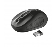 Миша TRUST Primo Wireless Mouse black
