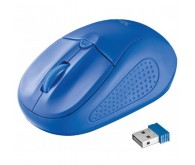 Миша TRUST Primo Wireless Mouse blue