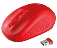 TRUST Primo Wireless Mouse red