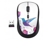 TRUST Yvi Wireless Mini Mouse bird
