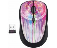 TRUST Yvi Wireless Mini Mouse dream catcher