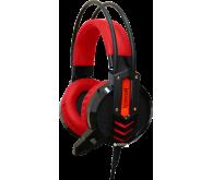 гарнітура DEFENDER Redragon Chronos 2.2m червоно-чорний