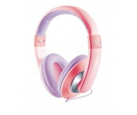 TRUST kids headphone pink