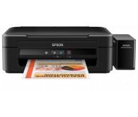 Принтер БФП струміневий Epson L222 (C11CE56403)