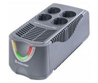 Стабілізатор DEFENDER AVR Premium 600i 250Вт стабілізатор напруги для котлів і малопотужної техніки