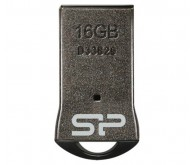 USB 16GB Silicon Power Touch T01 Black