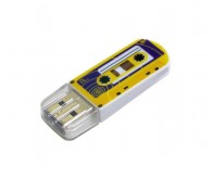 VERBATIM USB Drive 32Gb MINI CASSETTE EDITION Жовтий 49393