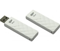 USB 16Gb Silicon Power Ultima U03 White