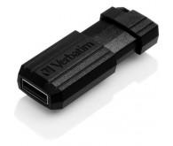 VERBATIM USB Drive 32Gb STORE'N'GO PIN STRIPE Чорний 49064