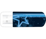 USB 32GB Verbatim Store'nGo Mini Neon Blue (49389)
