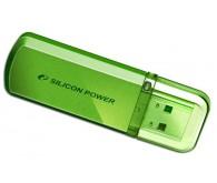 USB 8Gb SILICON POWER Helios 101 Green