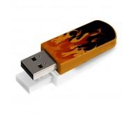 USB 8Gb VERBATIM  STORE'N'GO MINI FIRE