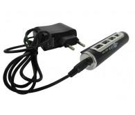 Хаб Lapara LA-USB22-ALU black