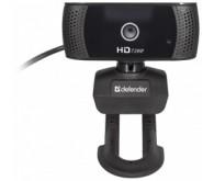 Веб камера DEFENDER G-lens 2597 HD720p 2 mpix USB