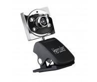 Веб-камера Hercules Deluxe Optical Glass (*4780466) (00, 12 МЕС)