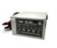 Блок живлення HQ-Tech 400W SATA 20+4/1xP4/3xSATA/3xHDD/1xFDD