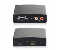 Кабель Atcom Конвертер  VGA TO HDMI HDV01